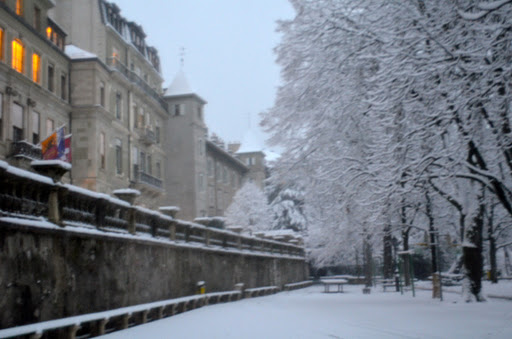 Snow Report Geneva