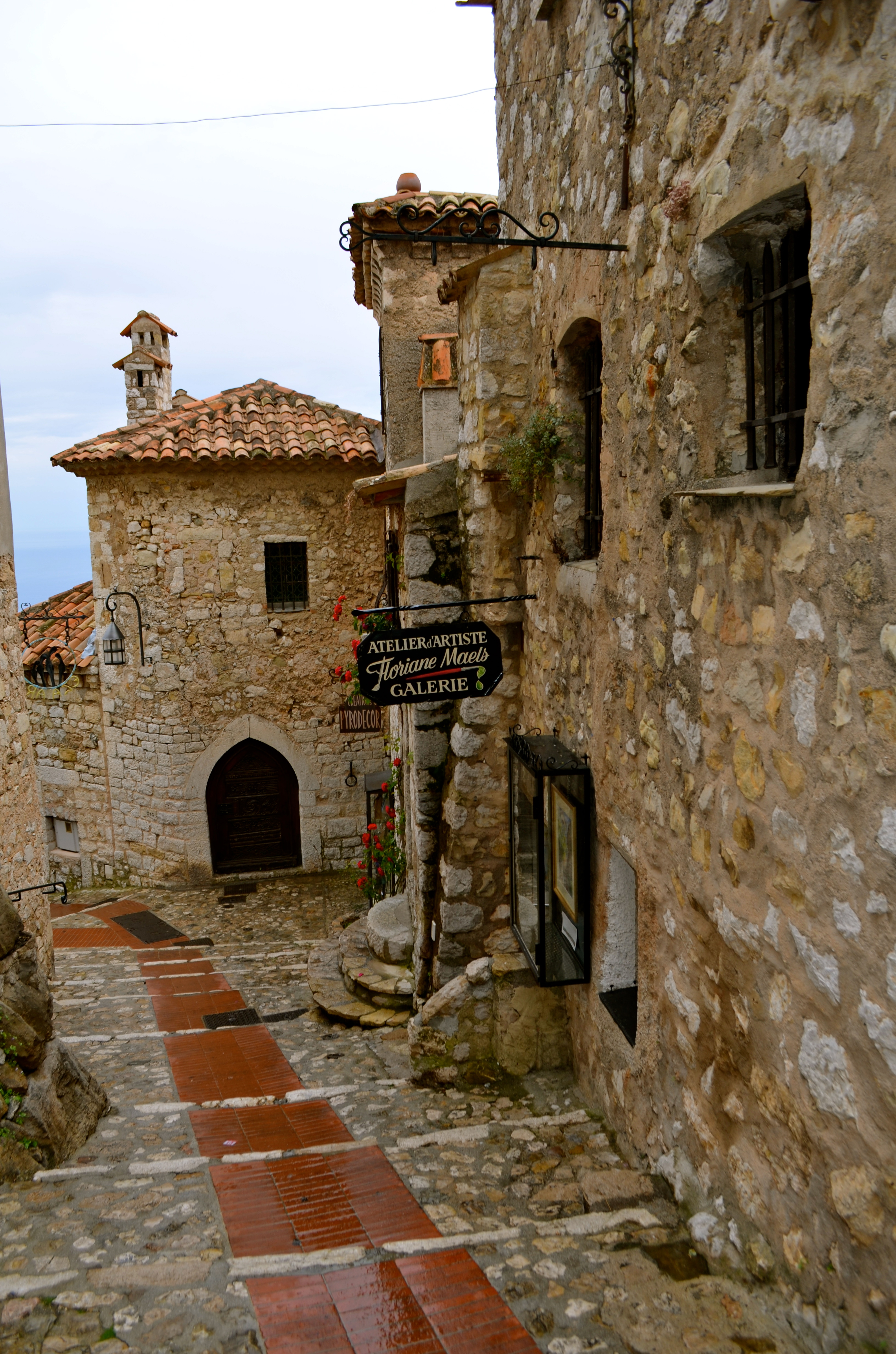 Take It Eze Y The Cote D Azur Town Of Eze