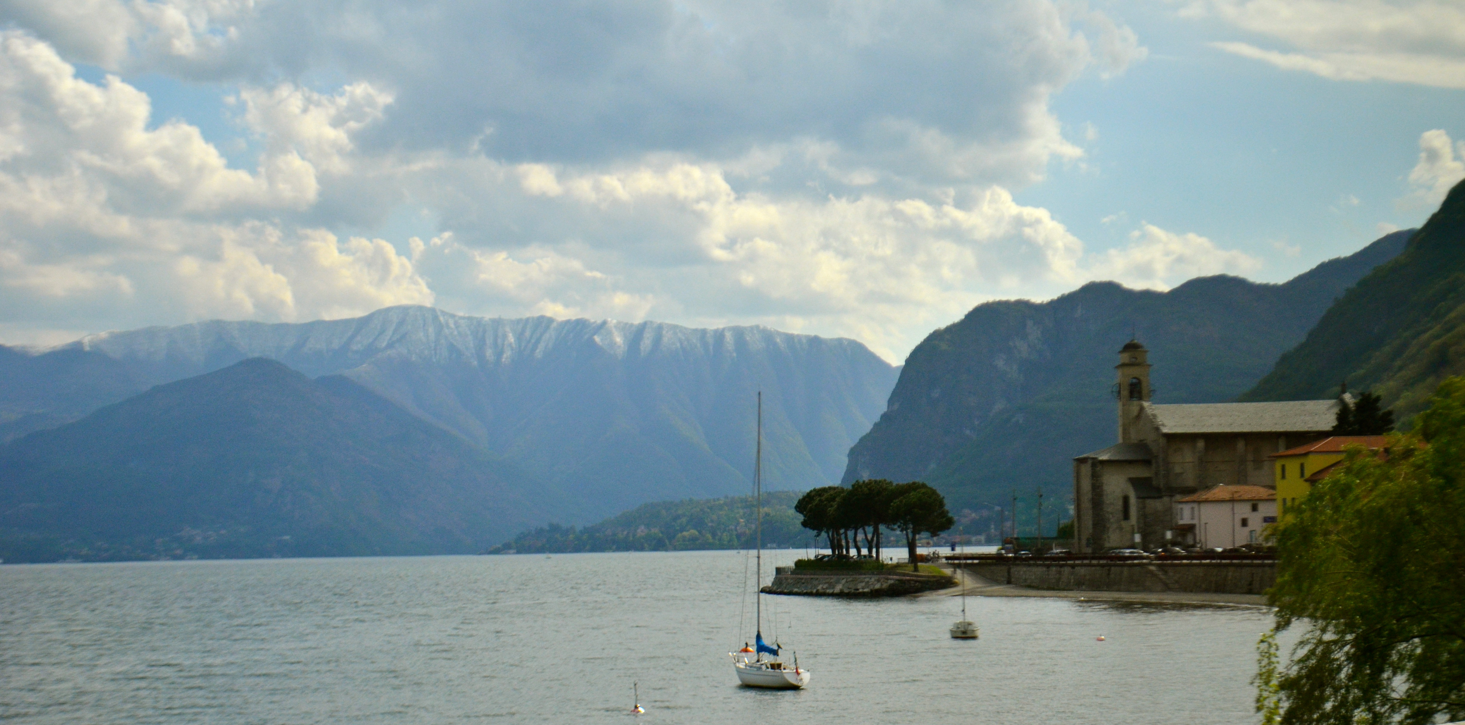 Why You've Heard Of Lake Como | schwingeninswitzerland Uma Thurman Movies