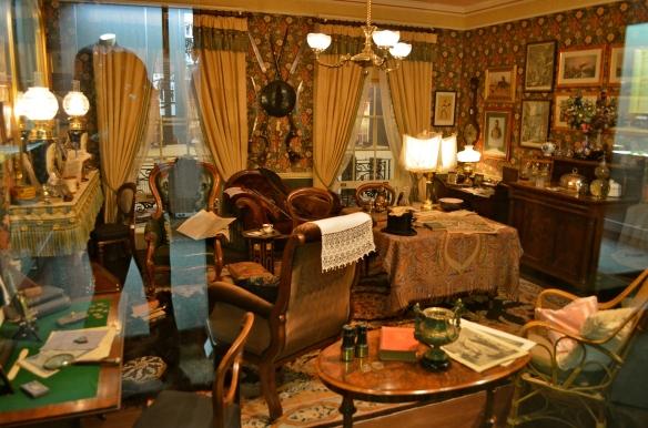 Arthur Conan Doyle Schwingeninswitzerland